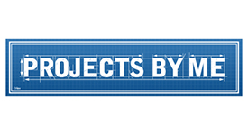 Projects By Me Logo