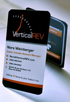 VerticalREV Business Cards